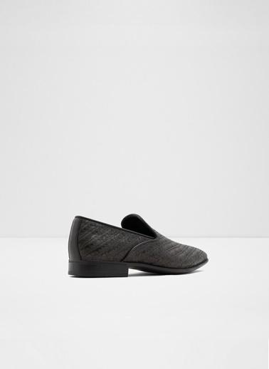 Aldo Brandemeer - Siyah Erkek Loafer Siyah